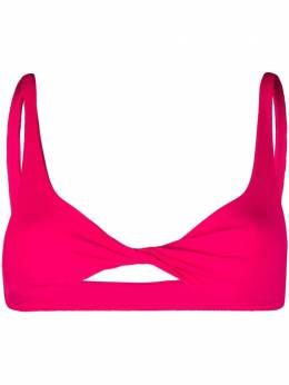 The Attico twisted bikini top 215WBB12PA16008