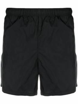 Our Legacy брюки прямого кроя с эластичным поясом M2214DTB