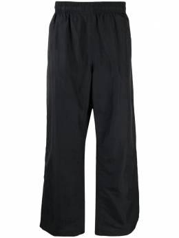 Our Legacy прямые брюки с завышенной талией M2214R8DN