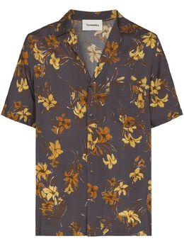 Nanushka Lily short-sleeve shirt NM21SSSH00994