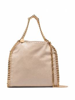 Stella McCartney Falabella chain-trim tote bag 371223W9355