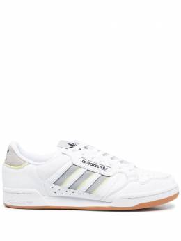 Adidas Continental 80 Stripes leather sneakers FX5098