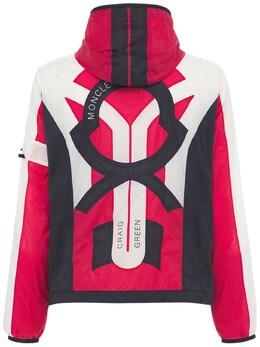Куртка Из Нейлона Craig Green Clonophis Moncler Genius 73IYAA003-NzQw0