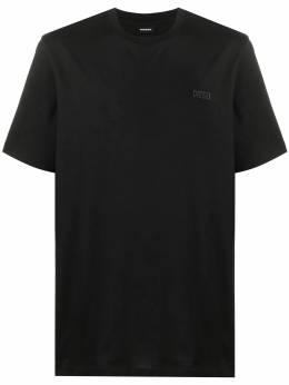 Diesel футболка с круглым вырезом A004020QAQU