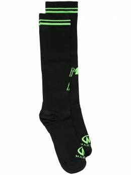 Martine Rose носки с жаккардовым логотипом MR1134