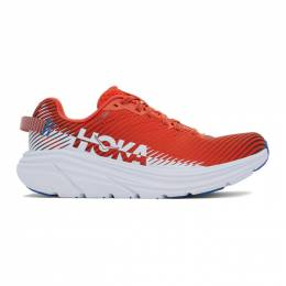 Hoka One One Red Rincon 2 Sneakers 1110514 FTHS