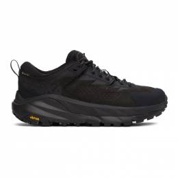 Hoka One One Black Kaha Gore-Tex Low Sneakers 1118586 BCCG