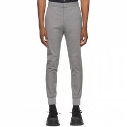Wooyoungmi Grey Wool Trousers PT21