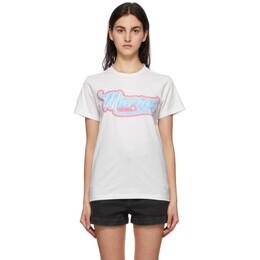 Isabel Marant White Zaof T-Shirt TS0619-21E038I