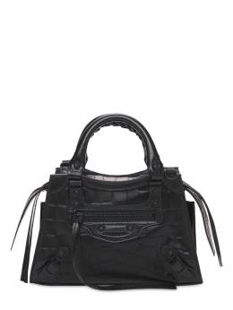 Mini Neo Classic City Leather Bag Balenciaga 73IWD2086-MTAwMA2