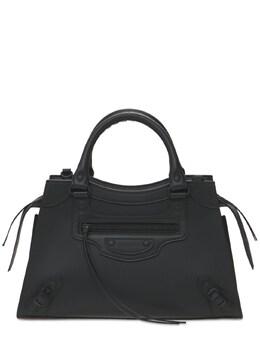 S Neo Classic City Leather Bag Balenciaga 73IWD2079-MTAwMA2