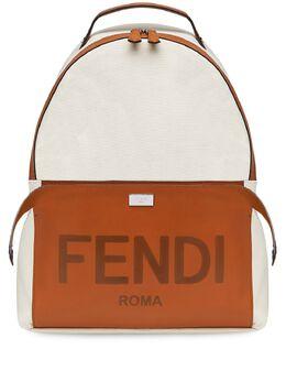 Fendi рюкзак с логотипом 7VZ053AFBD