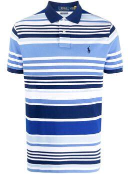 Polo Ralph Lauren полосатая рубашка поло 710834877