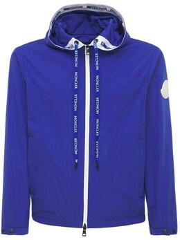 Куртка Из Лёгкого Нейлона С Капюшоном Moncler 73IMJ6052-NzU00