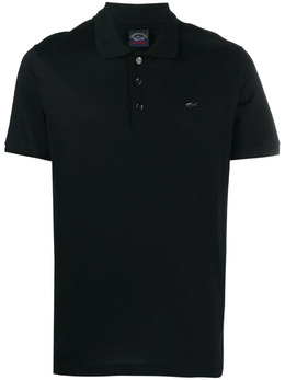 Paul & Shark рубашка поло с логотипом 21411239