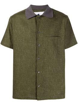 Anglozine рубашка с короткими рукавами AZ2022532
