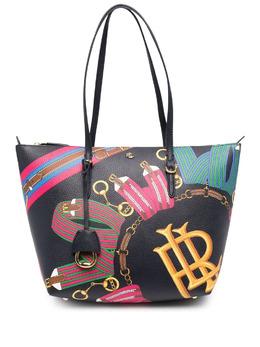 Lauren Ralph Lauren сумка-тоут с логотипом 431747443035