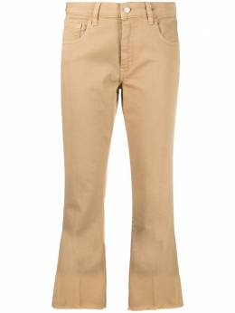 Fay укороченные расклешенные джинсы NTW8642520TQVR