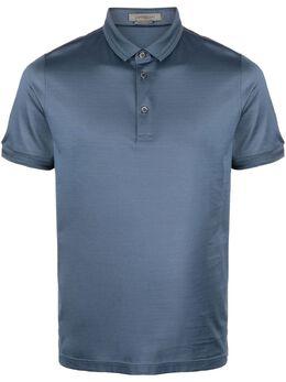 Corneliani рубашка поло с короткими рукавами 87G5011125000
