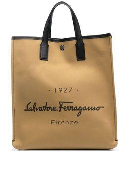 Salvatore Ferragamo сумка-тоут 1927 Salvatore Ferragamo 0741902