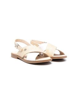 Florens сандалии с блестками K3247