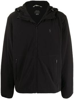 Polo Ralph Lauren куртка на молнии с узором Polo Pony и капюшоном 710828448001