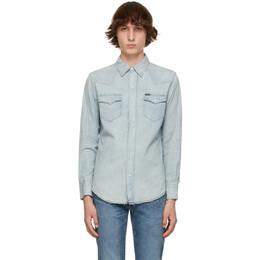 Polo Ralph Lauren Blue Denim Chambray Shirt 710689372001