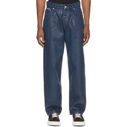 Eytys Indigo Coated Benz Jeans BINS