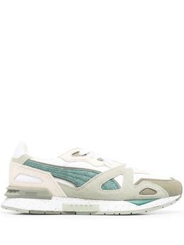 Puma кроссовки со вставками 38051501