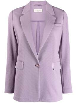 Circolo 1901 однобортный пиджак строгого кроя FD1840