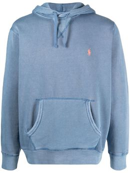 Polo Ralph Lauren худи с вышитым логотипом 710793020