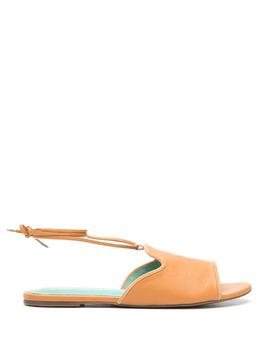 Blue Bird Shoes сандалии с завязками W21102105