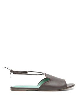 Blue Bird Shoes сандалии с завязками W21102305