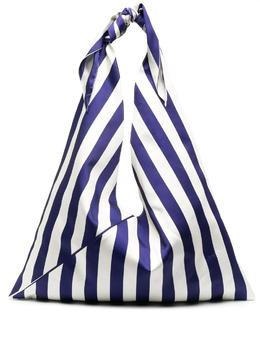 Jejia объемная сумка-тоут в полоску 3039J2Z131215226