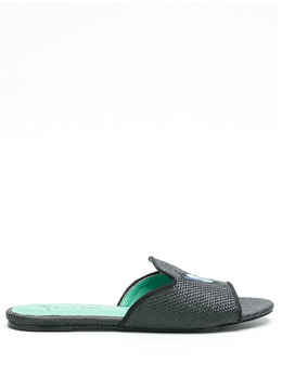 Blue Bird Shoes соломенные шлепанцы Butterfly S21105507