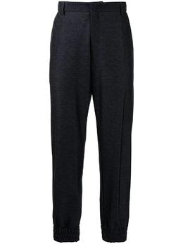 Emporio Armani брюки с эластичным поясом A1P960A1018