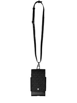 MICHAEL Michael Kors сумка Expand с ремешком и монограммой 33F0LACL6B