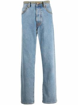 Diesel прямые джинсы A023590CBBI
