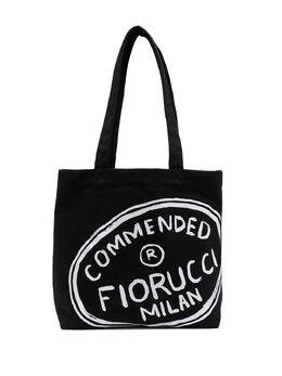 Fiorucci сумка-тоут с логотипом A08GCTO1CBK