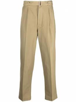 Officine Generale брюки широкого кроя S21MCHN702