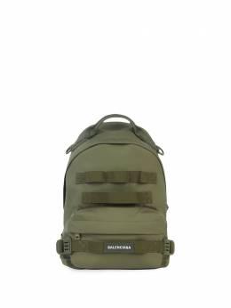 Balenciaga маленький рюкзак в стиле милитари 6440312BKOI
