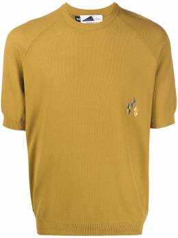 Anglozine футболка с короткими рукавами и вышитым логотипом AZ2016404