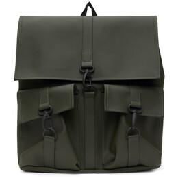 Rains Khaki MSN Cargo Backpack 1374