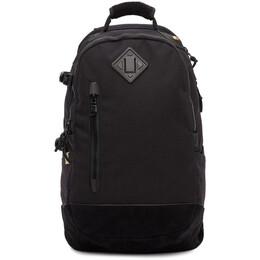 Visvim Black Cordura 20L Backpack 0121103003045