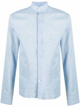 Peuterey рубашка с воротником-стойкой PEU394599010143