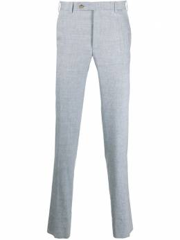 Canali mid-rise chino trousers 75053AE02571