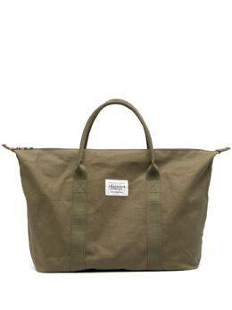 Barbour сумка-тоут с нашивкой-логотипом UBA0558UBA