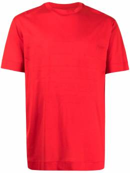 Emporio Armani футболка оверсайз с принтом 3K1TQ11JUVZ