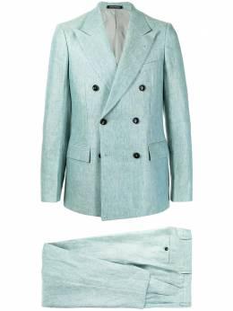 Emporio Armani костюм с двубортным пиджаком A1VW5IA1407