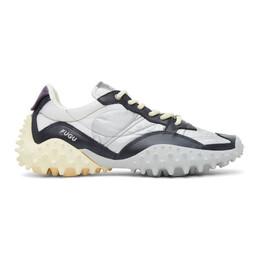 Eytys Grey Fugu Sneakers FUNE